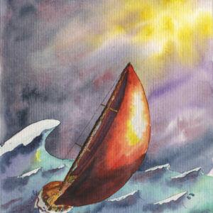 bateau-mer-voilier-helene-valentin-auteure-illustratrice-peinture-aquarelle