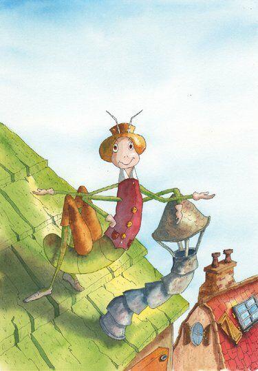 criquet-toit-bond-helene-valentin-auteure-illustratrice-peinture-aquarelle