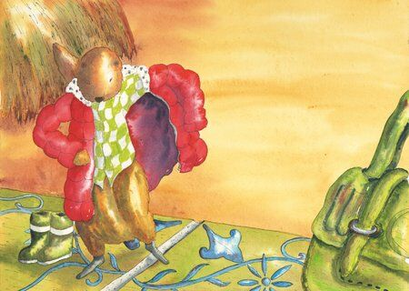 marmotte-manteau-hiver-terrier-helene-valentin-auteure-illustratrice-peinture-aquarelle