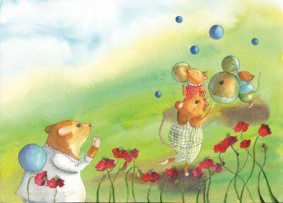souris-souriceau-bulles-helene-valentin-auteure-illustratrice-peinture-aquarelle
