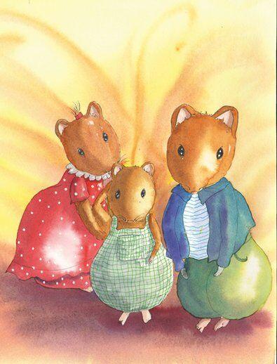 souris-souriceau-framboise-forêt-helene-valentin-auteure-illustratrice-peinture-aquarelle